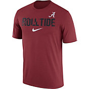 Nike Men's Alabama Crimson Tide Crimson Ignite Verbiage Legend T-Shirt