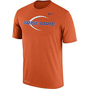 Nike Men's Boise State Broncos Orange Football Icon Legend T-Shirt