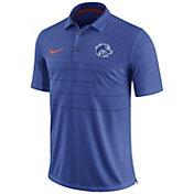 Nike Men's Boise State Broncos Blue Early Season Football Polo