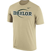 Nike Men's Baylor Bears Gold Football Icon Legend T-Shirt