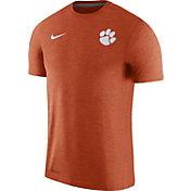Nike Men's Clemson Tigers Orange Coach Football T-Shirt