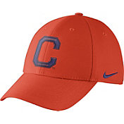 Nike Men's Clemson Tigers Orange Vault Dri-FIT Swoosh Flex Hat