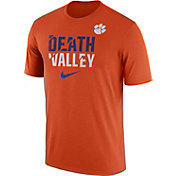 Nike Men's Clemson Tigers Orange Ignite Verbiage Legend T-Shirt