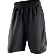 Nike Men's Colorado Buffaloes Stadium Team First Black Woven Shorts