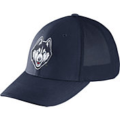 Nike Men's UConn Huskies Blue Legacy91 Flex Mesh Back Hat