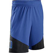 Nike Men's Duke Blue Devils Duke Blue/Black New Classics ELITE Basketball Shorts