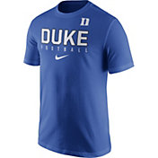 Nike Men's Duke Blue Devils Duke Blue Football Practice T-Shirt