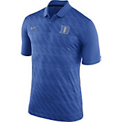 Nike Men's Duke Blue Devils Duke Blue Dry Stadium Polo