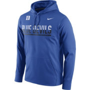 Nike Men's Duke Blue Devils Duke Blue Circuit PO Hoodie