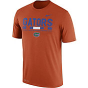 Nike Men's Florida Gators Orange Football Staff Legend T-Shirt