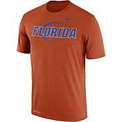 Nike Men's Florida Gators Orange Football Icon Legend T-Shirt