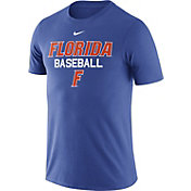 Nike Men's Florida Gators Blue Team Issue Baseball Legend T-Shirt