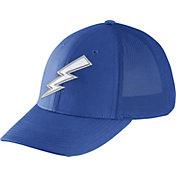 Nike Men's Air Force Falcons Blue Legacy91 Flex Mesh Back Hat