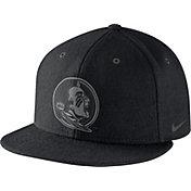 Nike Men's Florida State Seminoles New Day Black True Snapback Hat