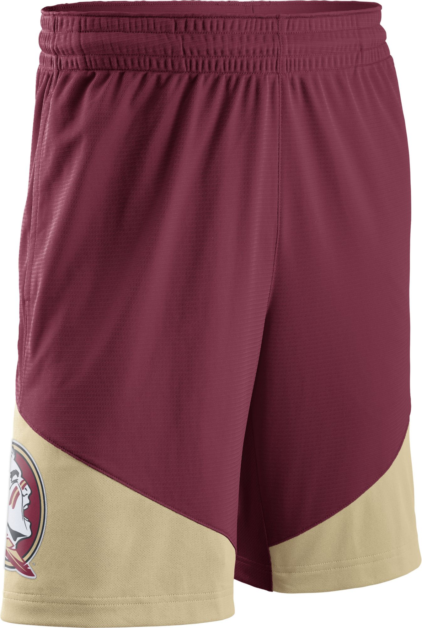 Nike Men's Florida State Seminoles Garnet/Gold New Classics Basketball  Shorts. 0:00. 0:00 / 0:00. noImageFound ???