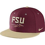 Nike Men's Florida State Seminoles Garnet True Adjustable Performance Hat