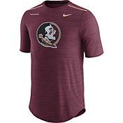 Nike Men's Florida State Seminoles Garnet Football Player T-Shirt