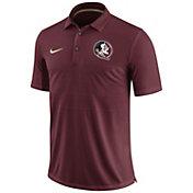 Nike Men's Florida State Seminoles Garnet Early Season Football Polo