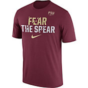 Nike Men's Florida State Seminoles Garnet Ignite Verbiage Legend T-Shirt