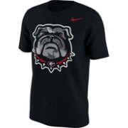 Nike Men's Georgia Bulldogs Black Project Fresh Camo Pack T-Shirt