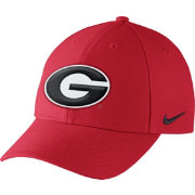 Nike Men's Georgia Bulldogs Red Dri-FIT Wool Classic Adjustable Hat