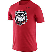 Nike Men's Georgia Bulldogs Red Ignite T-Shirt