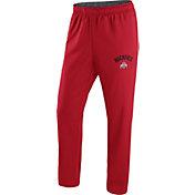 Nike Men's Ohio State Buckeyes Scarlet Circuit Pants
