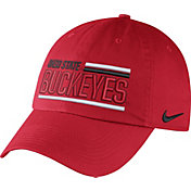 Nike Men's Ohio State Buckeyes Scarlet Heritage86 Adjustable Hat