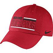 Nike Men's Ohio State Buckeyes Scarlet Heritage86 Adjustable Hat