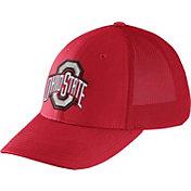 Nike Men's Ohio State Buckeyes Scarlet Legacy91 Flex Mesh Back Hat