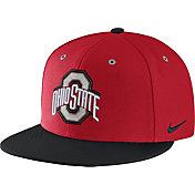 Nike Men's Ohio State Buckeyes Scarlet True Adjustable Performance Hat