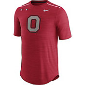Nike Men's Ohio State Buckeyes Scarlet Football Player T-Shirt