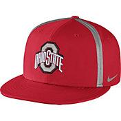 Nike Men's Ohio State Buckeyes Scarlet Champ Drive True Snapback Hat