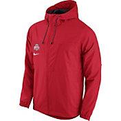 Nike Men's Ohio State Buckeyes Scarlet AV15 Winger Jacket