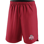 Nike Men's Ohio State Buckeyes Scarlet Vapor Football Performance Shorts