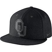 Nike Men's Oklahoma Sooners New Day Black True Snapback Hat
