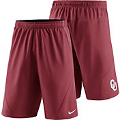 Nike Men's Oklahoma Sooners Crimson Fly XL 5.0 Football Sideline Shorts