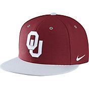 Nike Men's Oklahoma Sooners Crimson True Adjustable Performance Hat