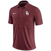 Nike Men's Oklahoma Sooners Crimson Early Season Football Polo