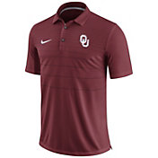 Nike Men's Oklahoma Sooners Crimson Early Season Football Polo