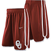 Nike Men's Oklahoma Sooners Crimson Replica Basketball Shorts