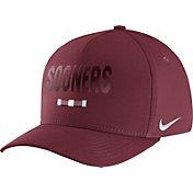Nike Men's Oklahoma Sooners Crimson Seasonal Swoosh Flex Classic99 Hat