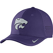 Nike Men's Kansas State Wildcats Purple Vapor Sideline Coaches Hat