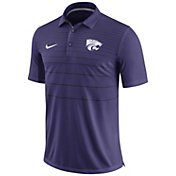 Nike Men's Kansas State Wildcats Purple Early Season Football Polo