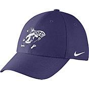 Nike Men's Kansas State Wildcats Purple Vault Dri-FIT Swoosh Flex Hat