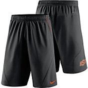Nike Men's Oklahoma State Cowboys Black Fly XL 5.0 Football Sideline Shorts
