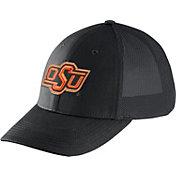 Nike Men's Oklahoma State Cowboys Legacy91 Black Flex Mesh Back Hat