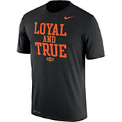 Nike Men's Oklahoma State Cowboys Black 'Loyal and True' Authentic Local Legend T-Shirt