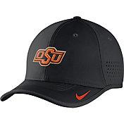 Nike Men's Oklahoma State Cowboys Black Vapor Sideline Coaches Hat