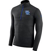 Nike Men's Kentucky Wildcats Black Element Quarter-Zip Shirt